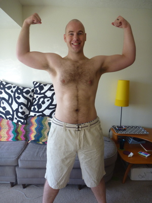 P90X Day 76 – Substitute Plyo for Kenpo – caseyfriday com