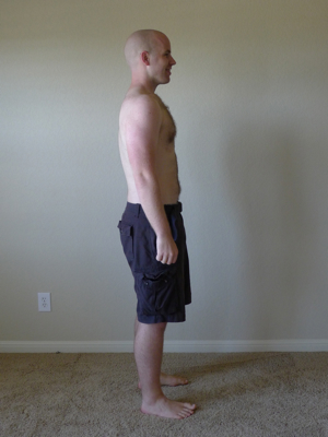 Casey Friday P90X Lifestyle Day 17 - Side