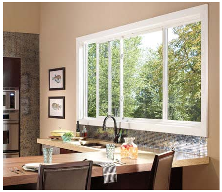 Pella Sliding Windows Impervia