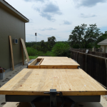 Tiny House Middle Subfloor Closed In - Casey Friday