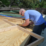 Tiny House - Casey Friday Building a Window Frame