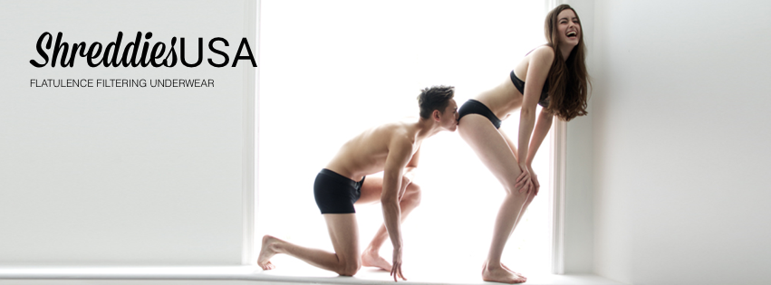 Shreddies USA - Flatulence Filtering Underwear