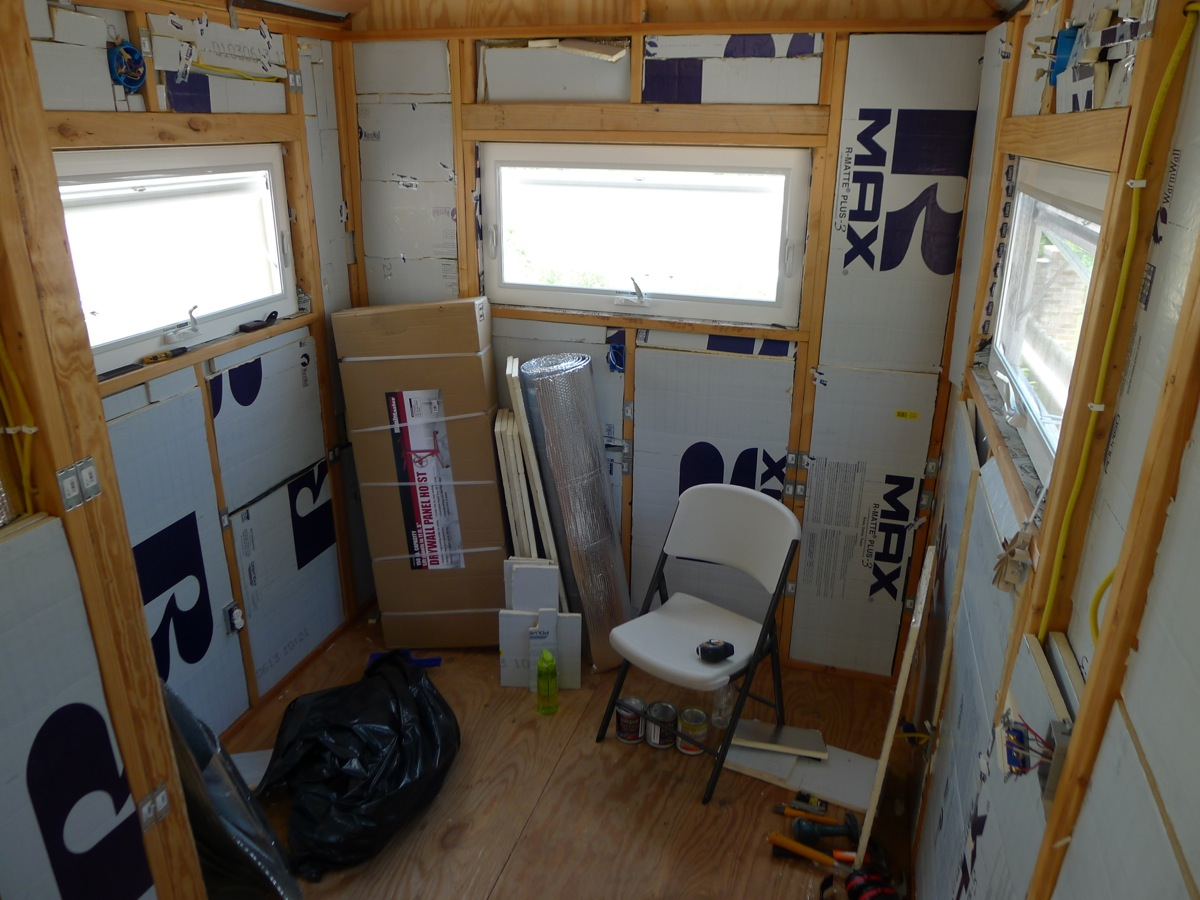 Guide to installing bathroom vent for Small house ventilation design