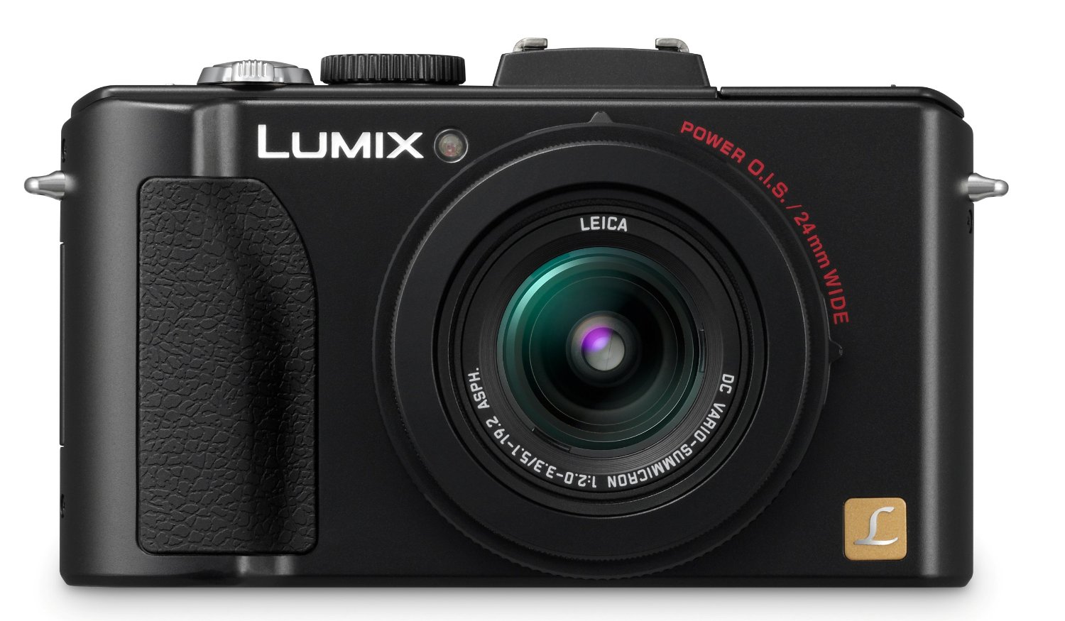 Panasonic Lumix LX5 at Amazon