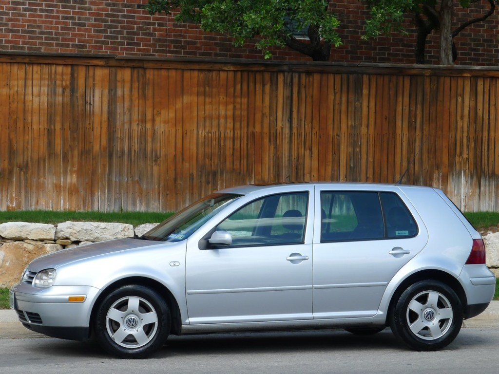 The Road to 60mpg – VW Golf TDI