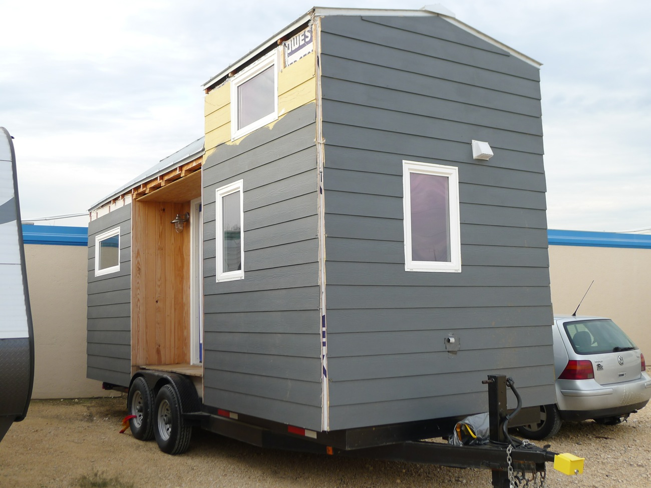 Tiny houses on trailers for sale - San Antonio Tiny House For Sale 06