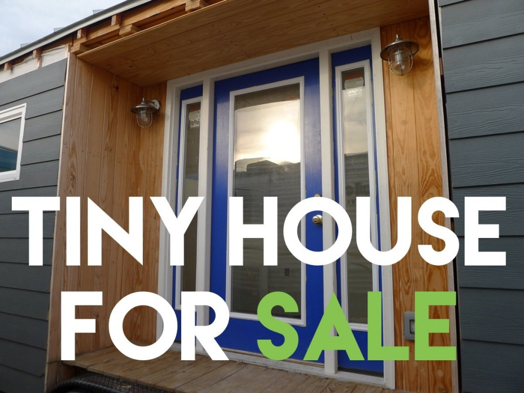 *SOLD* 22′ Tiny House For Sale – $20,000