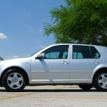 2002 VW Golf TDI For Sale - San Antonio TX 02