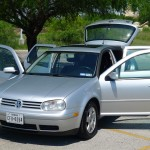 2002 VW Golf TDI For Sale - San Antonio TX 43