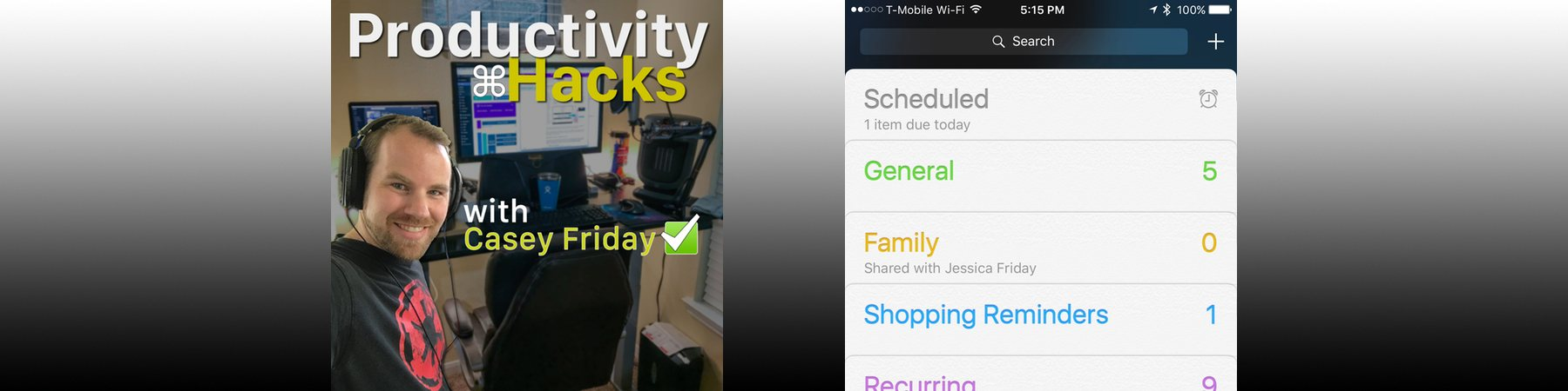 02 iOS Reminders - Hacking Your Productivity with Casey Friday